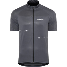 Gonso Mocco Maillot de cyclisme Homme, graphite